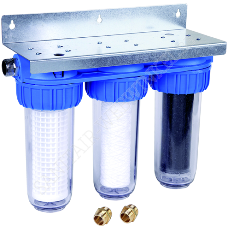 Honeywell triplex filter